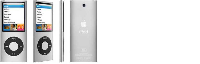 iPod Ersatzteile