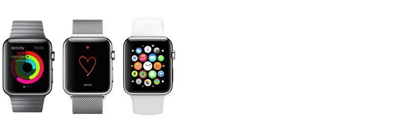 Apple Watch Ersatzteile