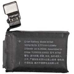 Apple Watch Akku 2. Gen  38mm Original Zellen