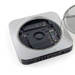 Mac mini SSD nachrüsten - 2010-2014 - HD gegen SSD