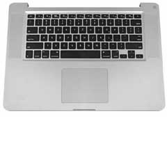 MacBook Pro Gehäuse - Retina 13 TopCase 2013 Late - 2014 mit Tastatur A1502