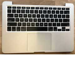 MacBook Pro Gehäuse - Retina 13 TopCase 2012 - Early 2013 mit Tastatur US gebraucht