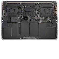 MacBook Akku tauschen - MacBook Pro Retina 13 2012 - 2013 Early orig cells