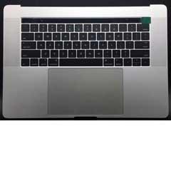 MacBook Pro Gehäuse - Retina 13 TopCase 2020 mit Tastatur space grey A2338
