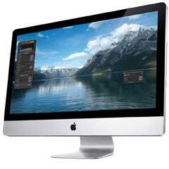 iMac Display Reparatur - iMac 21,5 2010