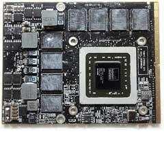 iMac Grafikkarte 24 512MB für A1225 2009