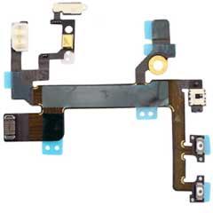 iPhone 5S Reparatur - Austausch Ein- / Aus- & Lautstärketaster