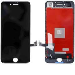 iPhone 8 / SE 2 Display Schwarz komplett - Original