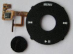 iPod Classic Touch Wheel Black