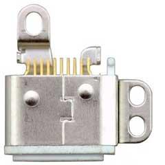 iPod Nano 7.Gen Lightning Connector Flex Cable White