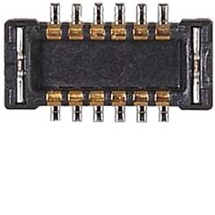 iPhone 4 Dock Connector FPC Buchse