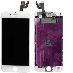iPhone 6 Display Weiß komplett Original