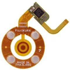 iPod Nano 3Gen. Touch Wheel Flex Cable Black