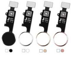iPhone 7 / 7 Plus 8 / 8 Plus / SE 2 Home Button mit Klick Gold