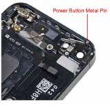 iPhone 5 Power Button Metal Pin